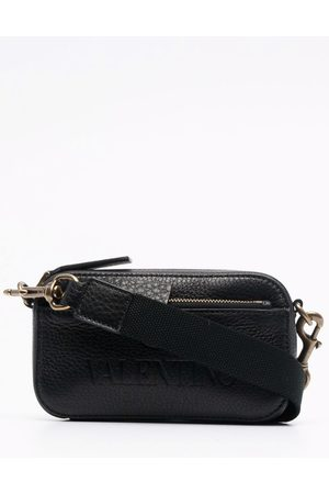 VALENTINO GARAVANI Logo-embossed belt bag
