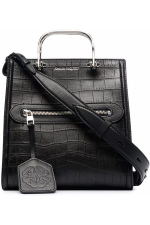 Alexander McQueen The Short Story tote bag