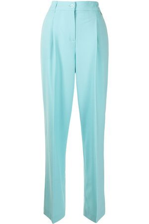 Twin-Set Women Trousers - Pressed-crease tailored trousers