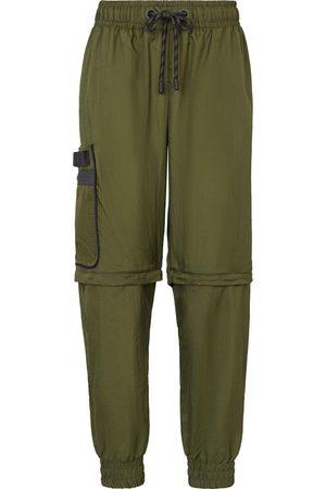 Fendi Women Trousers - Convertible cargo trousers