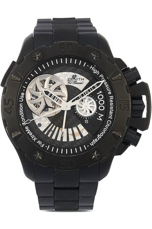 Zenith Watches - 2008 pre-owned Defy Xtreme Stealth Open Stealth Ltd. 46.5mm