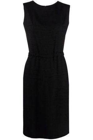 A.N.G.E.L.O. Vintage Cult 1960s tied-waist midi dress