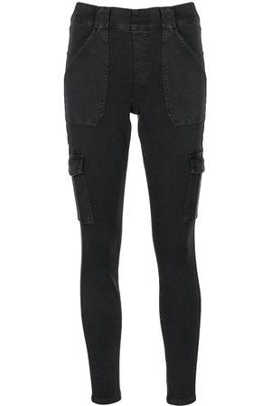 Spanx Stretch twill cargo pants
