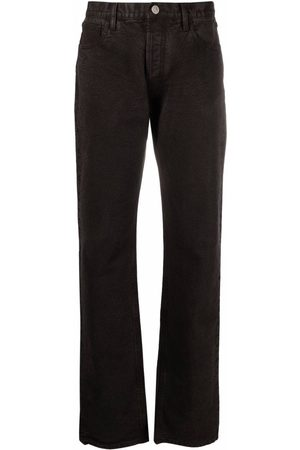 The Attico Women Trousers - Mid-rise straight-leg trousers