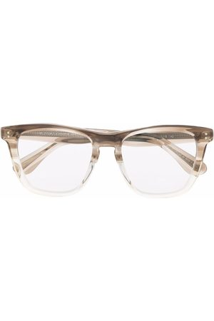 Oliver Peoples Square-frame glasses - Neutrals