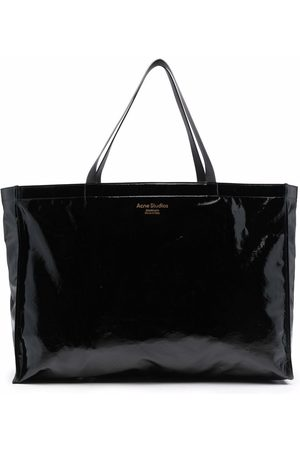 Acne Studios Oilcloth tote bag