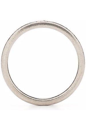 Maison Margiela Engraved number single earring