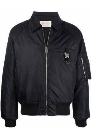1017 ALYX 9SM Buckle-detail bomber jacket