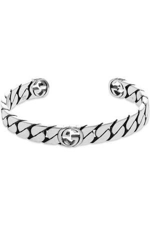 Gucci Interlocking G Rigid Bracelet