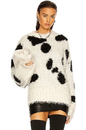 The Attico Women Jumpers - Polka Dot Sweater in