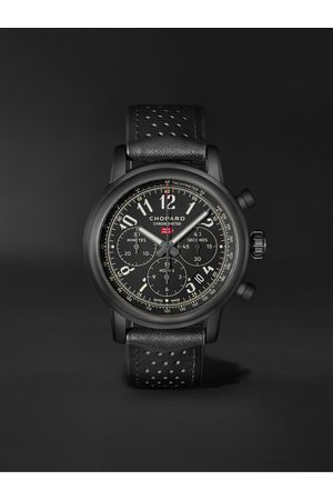 Chopard Mille Miglia 2020 Race Edition Limited Edition Automatic Chronograph 42mm Stainless Steel and Leather Watch, Ref. No. 168589-3028
