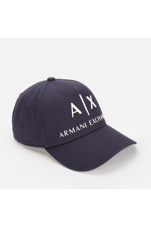 Armani Men Hats - Men's AX Logo Cap