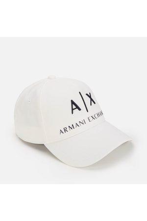 Armani Men's Corp Logo Cap