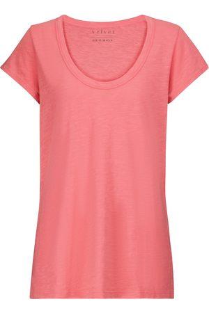 Velvet Kira cotton T-shirt