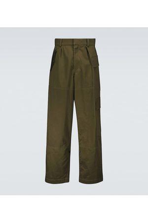 Loewe Cotton cargo pants