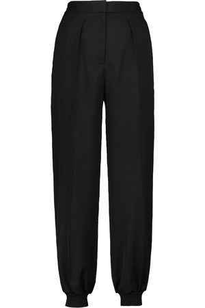 Stella McCartney Women Formal Trousers - Nicole tapered wool pants