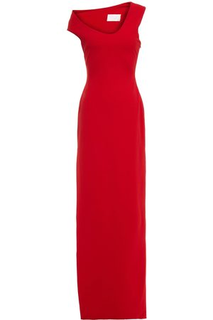 SOLACE LONDON Woman Mille Stretch-crepe Gown Size 10