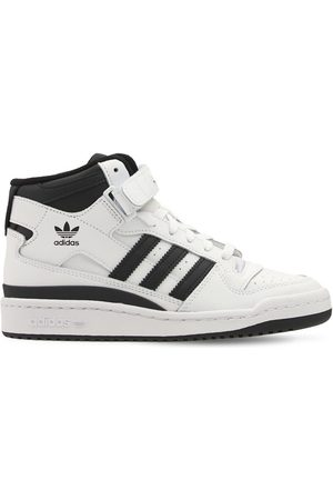 adidas Boys Trainers - Forum Mid Sneakers