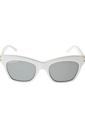 Balenciaga Women Sunglasses - Dynasty Butterfly Acetate Sunglasses