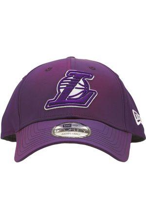 New Era Men Hats - La Lakers Hypertone 9forty Baseball Hat