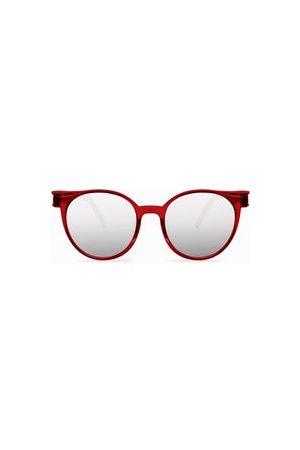 Cosee Sunglasses C-001 TIMES Silver Mirror Shield Polarized 08