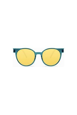 Cosee Sunglasses C-001 TIMES Copper Mirror Shield Polarized 10
