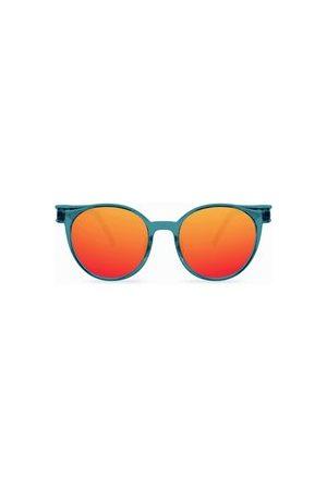 Cosee Sunglasses C-001 TIMES Orange Mirror Shield Polarized 10