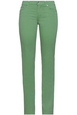 JACOB COHЁN TROUSERS - Casual trousers