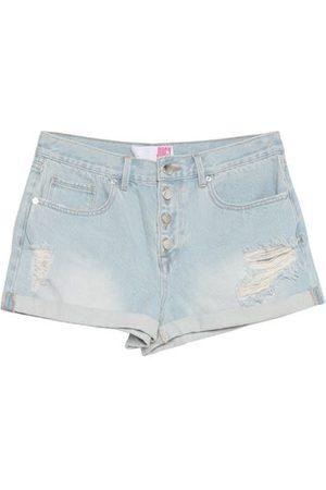 Juicy Couture Women Shorts - DENIM - Denim shorts