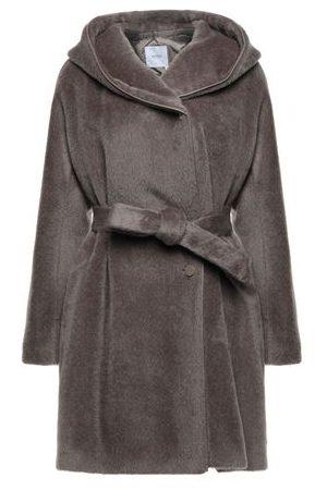 AGNONA COATS & JACKETS - Teddy coat