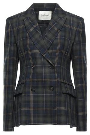 MULBERRY Women Blazers - SUITS AND JACKETS - Suit jackets