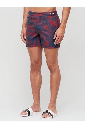 Vivienne Westwood All Over Orb Print Swim Shorts