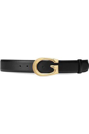 Gucci Men Belts - Belt with G buckle