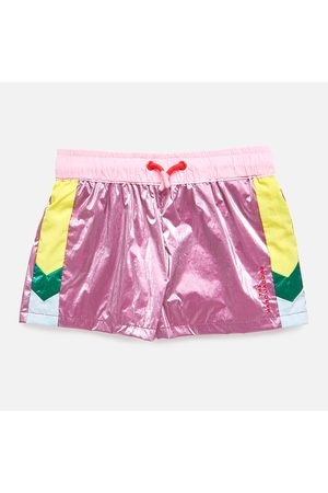 Little Marc Jacobs The Marc Jacobs Girls' Metallic Shorts