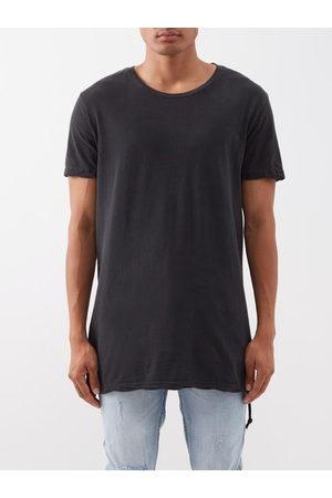 Ksubi Men T-shirts - Seeing Lines Cotton-jersey T-shirt - Mens