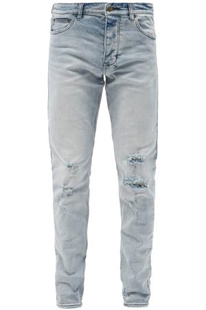 KSUBI Chitch Philly Distressed Slim-leg Jeans - Mens