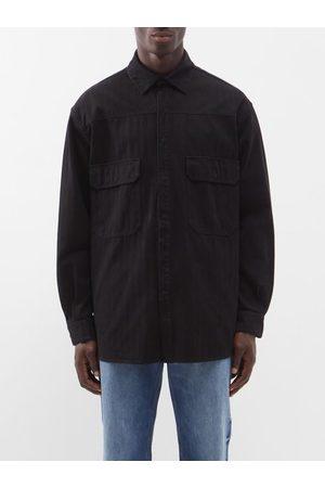 Raey Oversized Cotton Overshirt - Mens