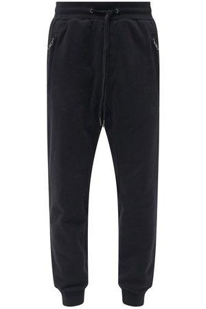 KSUBI Men Trousers - Restore Trax Cotton-jersey Track Pants - Mens