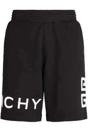 Givenchy Logo Embroidered Boxing Shorts