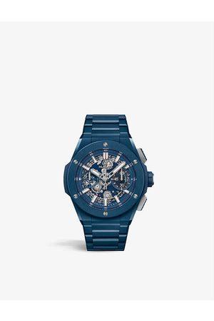 HUBLOT 451.EX.5123.EX Big Bang Integral ceramic automatic watch