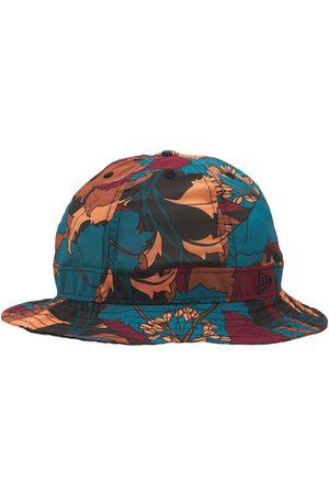 New Era Floral Explorer Bucket Hat