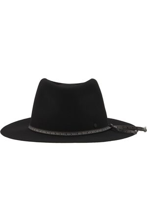 MAISON MICHEL Andre On The Go Wool Hat