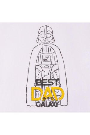 Men T-shirts - Best Dad In The Galaxy Men's T-Shirt