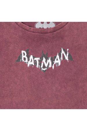Batman Distressed Embelem Men's T-Shirt