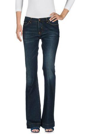 2W2M Women Trousers - DENIM - Denim trousers