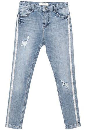 BLUGIRL BLUMARINE DENIM - Denim trousers