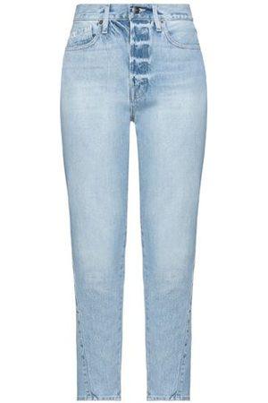 FRAME DENIM - Denim trousers
