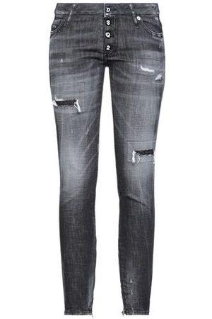 DSQUARED2 Women Trousers - DENIM - Denim trousers