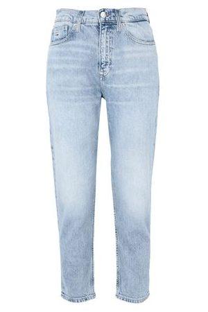 TOMMY JEANS Women Trousers - DENIM - Denim trousers