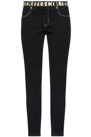 VERSACE JEANS COUTURE Women Trousers - DENIM - Denim trousers